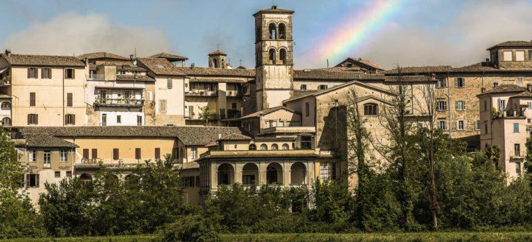 Cosa vedere a Rieti, l'ombelico d'Italia