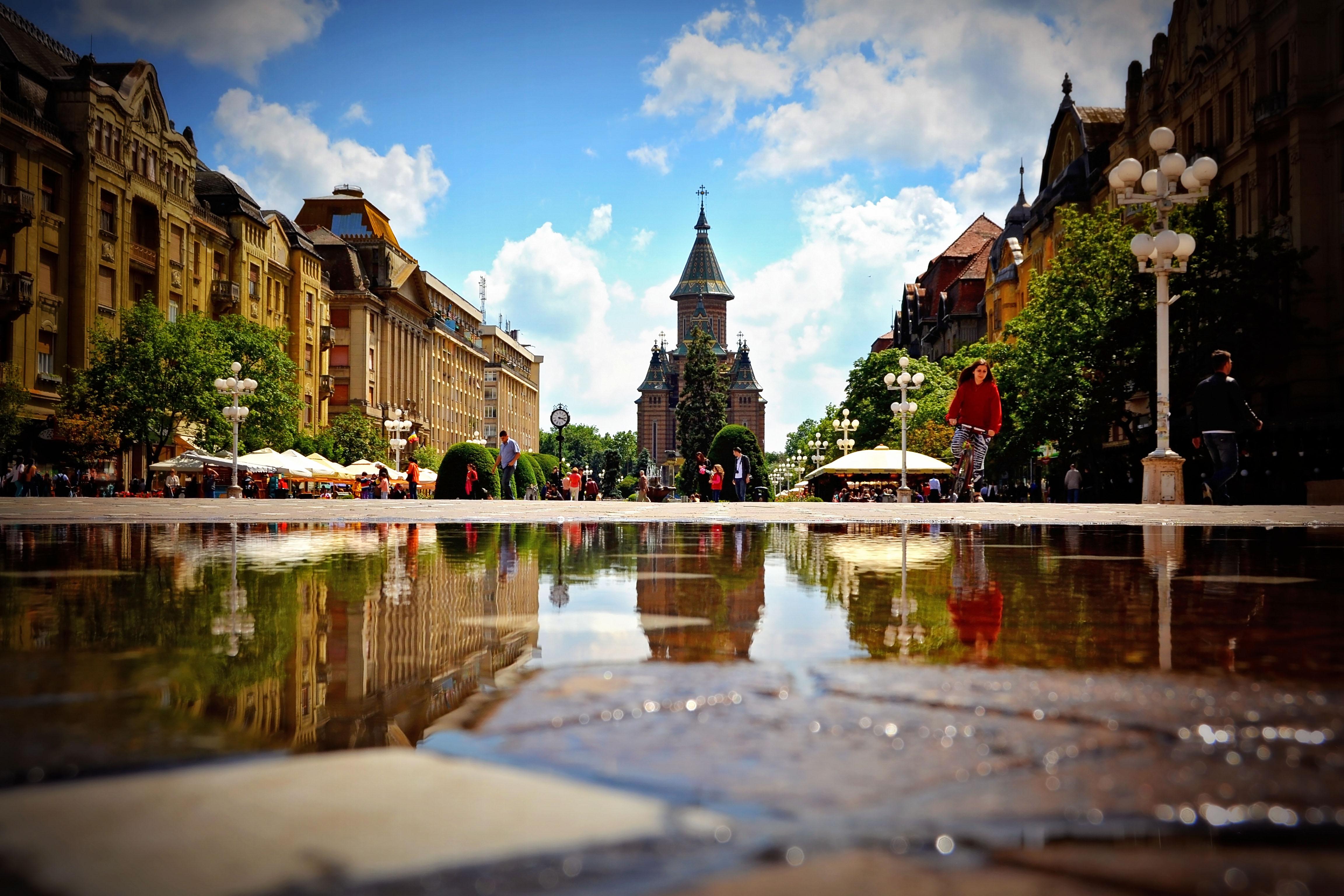 Timisoara cosa vedere nella capitale europea della Cultura 2021